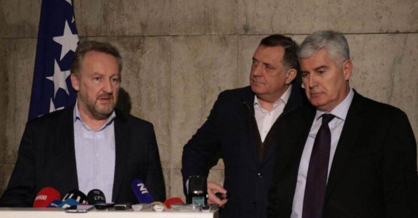 SDA:RS predstavlja direktan napad na Ustav Bosne i Hercegovine
