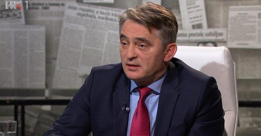 'TO ŠTO JA SMATRAM DA NETKO NIJE NORMALAN…' Komšić potkurio Dodika: Cijenu njegova ludila mogla bi platiti RS!