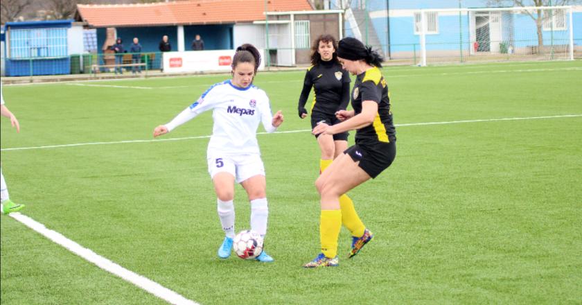 ŽNK Široki Brijeg utrpao čak 13 golova ekipi Respekta iz Sarajeva