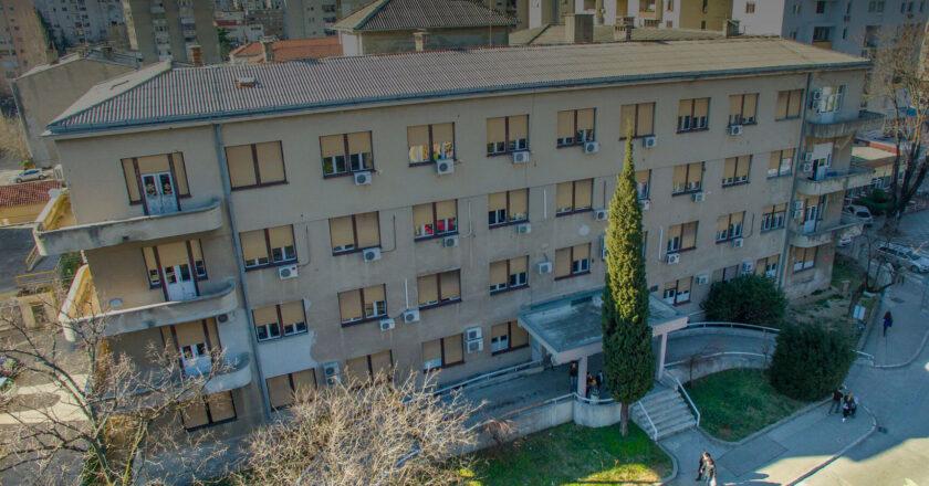 U Covid bolnici tijekom protekla četiri dana preminulo 28 osoba