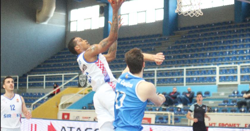 Važna pobjeda košarkaša Širokog protiv Bosne