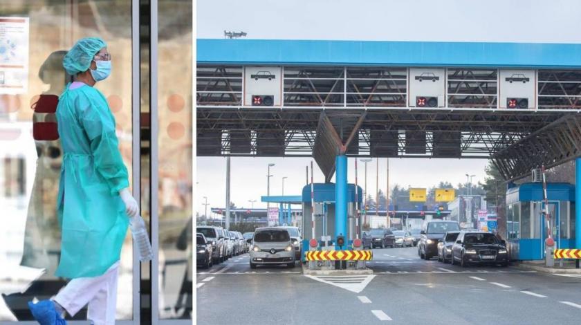 Nova pravila na granici Hrvatske: Možete ući samo s testom, inače vas čeka izolacija