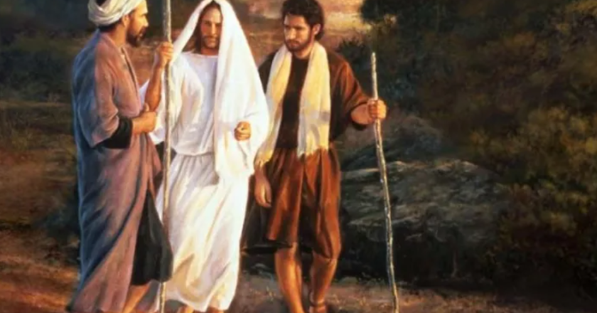 Uskrsni ponedjeljak- ponedjeljak odlaska u Emaus