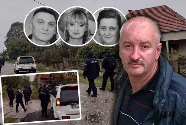 Svi detalji stravičnog ubistva porodice Đokić: Osumnjičeni plakao na sahrani, ali je vodio računa da se KRIJE U ZADNJIM REDOVIMA