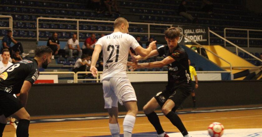 MNK Hercegovina pobjedom nad Splitom u finalu jakog futsal turnira