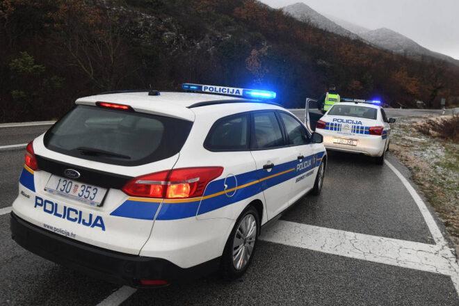 POGINULO DIJETE KOD ŠIBENIKA! STRAŠNA NESREĆA: Obustavljen promet! U nesreći je sudjelovao jedan automobil!