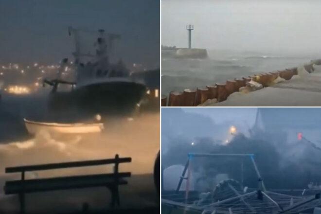 (VIDEO) LUĐAČKA OLUJA DEVASTIRA EUROPU, IMA MRTVIH! Najgore u Poljskoj, ovakva sila još nije viđena