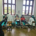 Široki Brijeg: Gimnazijalci darovali 17 doza krvi