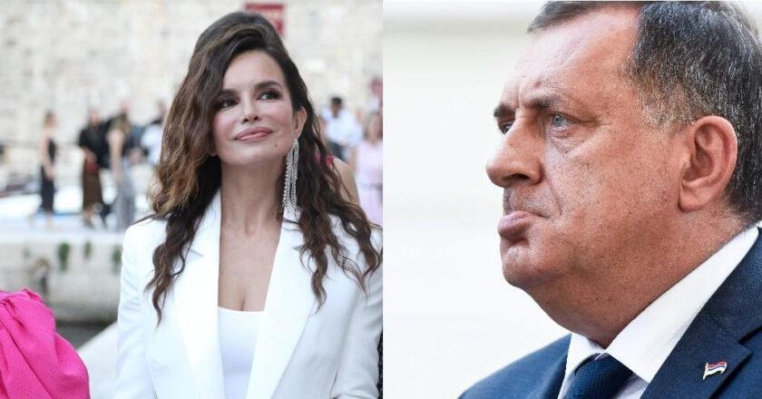 Dodik komentirao Severinu: 'Nemam veze s TV Unom, ali da je mene netko pitao – nju ne bih zvao'