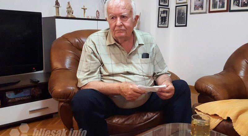 Preminuo Širokobriježanin kojega je UDBA dva puta pokušala ubiti