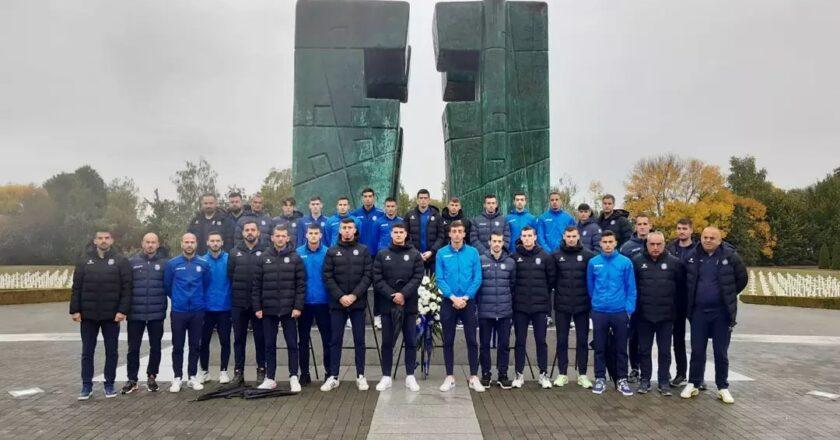 Nogometaši Širokog Brijega posjetili Vukovar