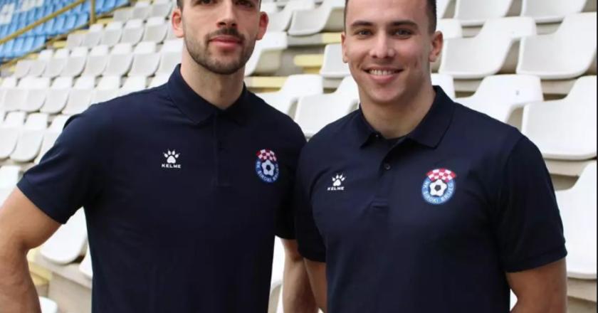 NK Široki Brijeg: Darko Škobić i Ivan Barać novi kondicijski treneri