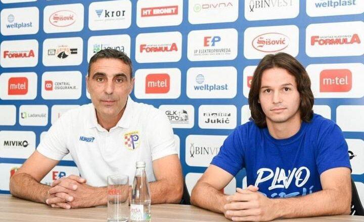 Trener Balajić i Luka Begić uoči Veleža!!!