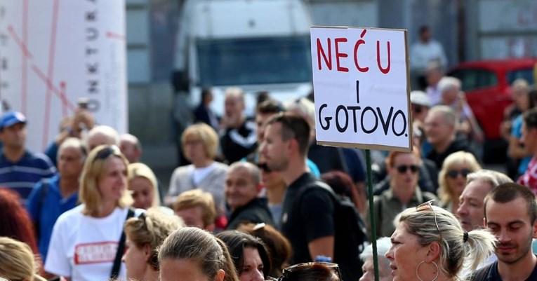 Hrvatska među najgorim zemljama EU po broju ljudi koji ne žele cjepivo protiv covida