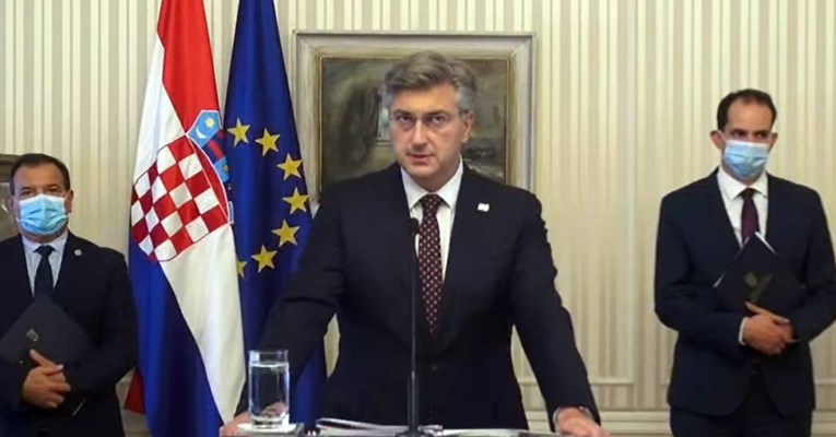 Plenković iz Bruxellesa o Milanoviću: Besprizorno, neprimjereno i bezobrazno!