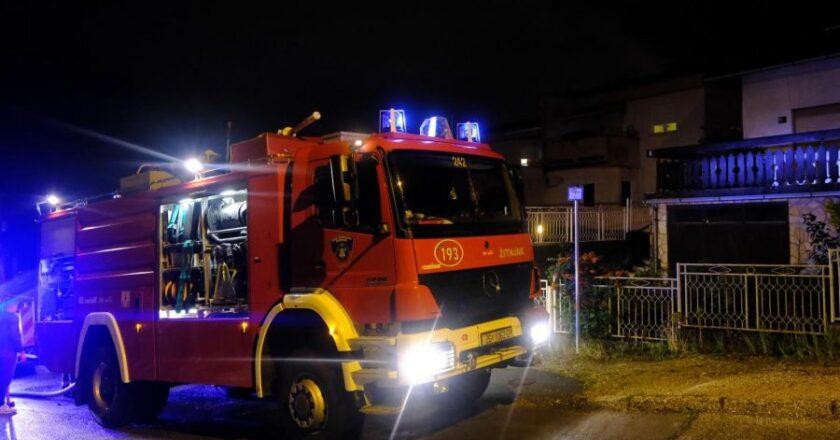 Buknuo požar u kući, pronađeno tijelo žene